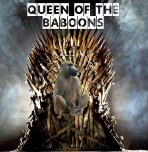 Queen of the Baboons
