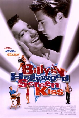 Billysh Hollywood Screen Kiss