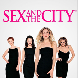 Credits: Sex and the City